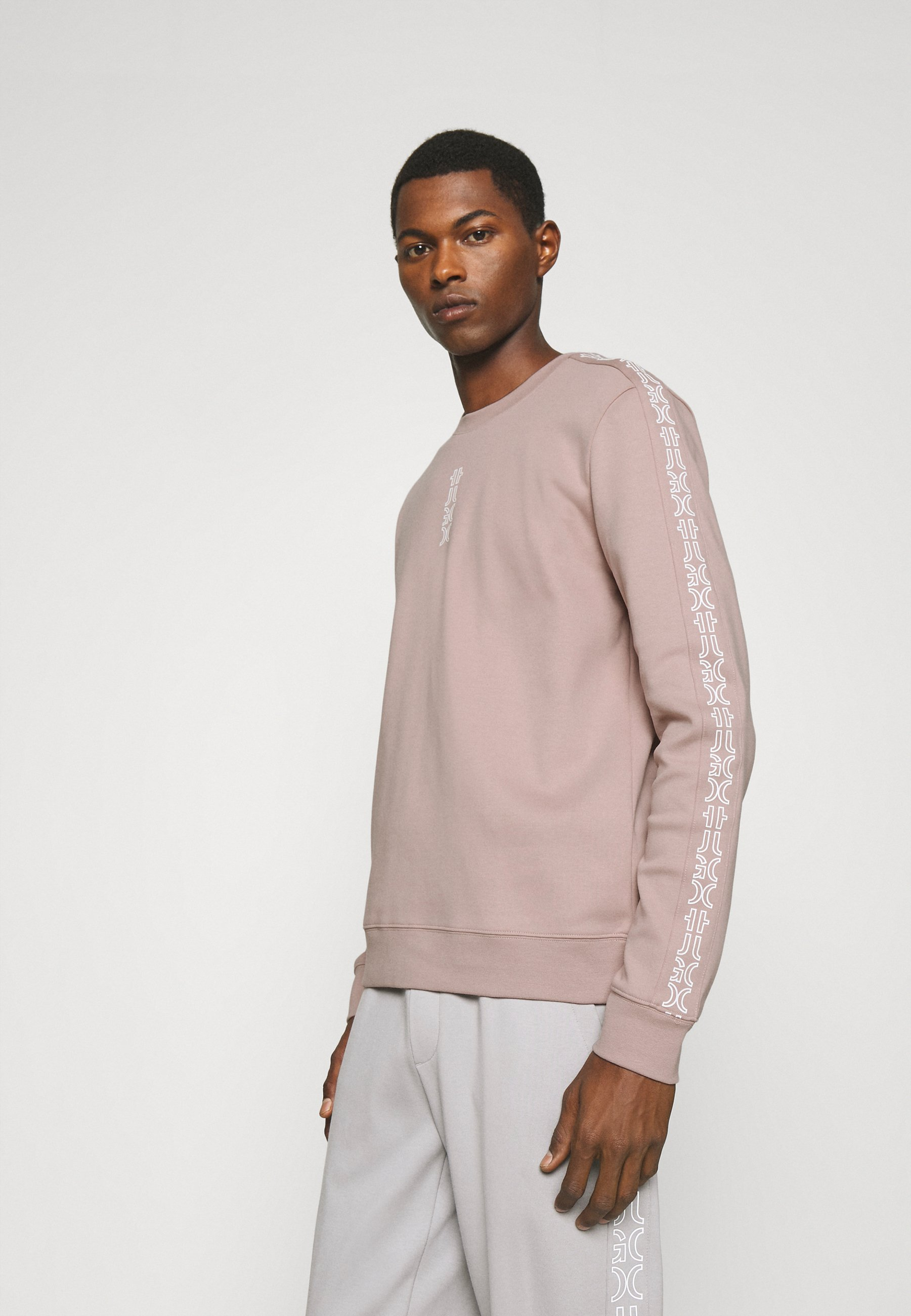 Men DOBY - Long sleeved top