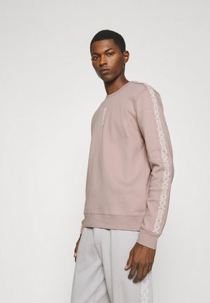 DOBY - Long sleeved top - light pastel brown
