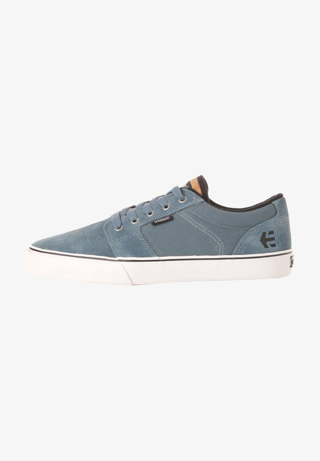 Sneakers laag - blue white