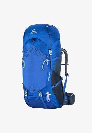 AMBER - Hiking rucksack - blau