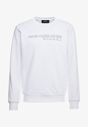 S-CORY SWEAT-SHIRT - Sweatshirt - white