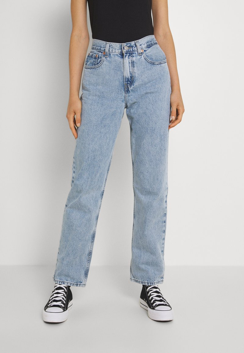 Levi's® - LOW PRO - Straight leg jeans - charlie glow up