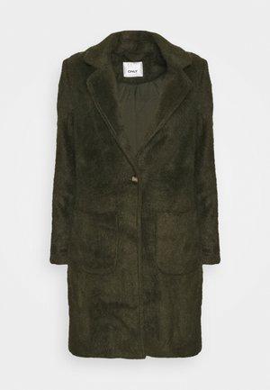 ONLCLAIRE COAT - Płaszcz wełniany /Płaszcz klasyczny - rosin
