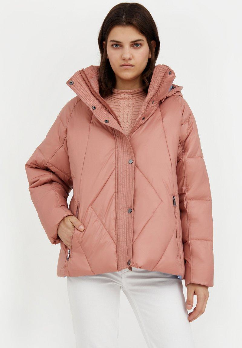 Finn Flare - Winter jacket - light pink