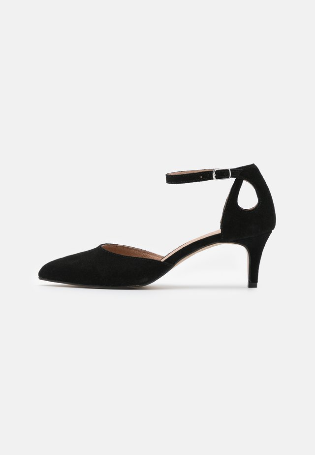 BIADARBIE STRAP - Escarpins - black