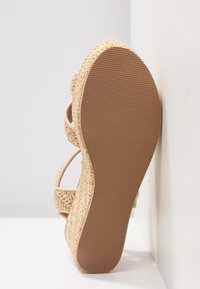 Tata Italia - Platform sandals - beige - 6