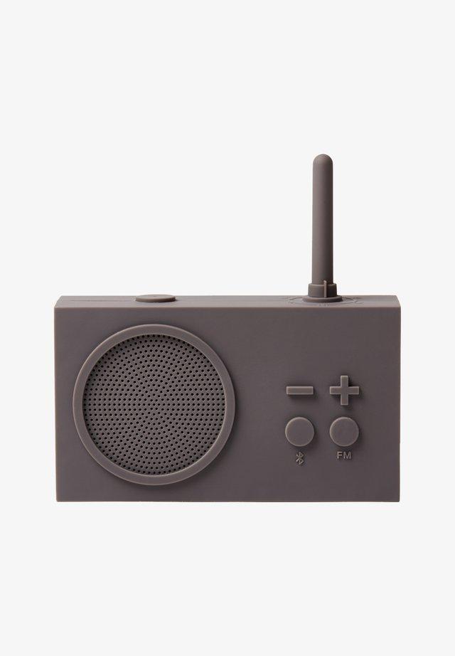 Radio - beige