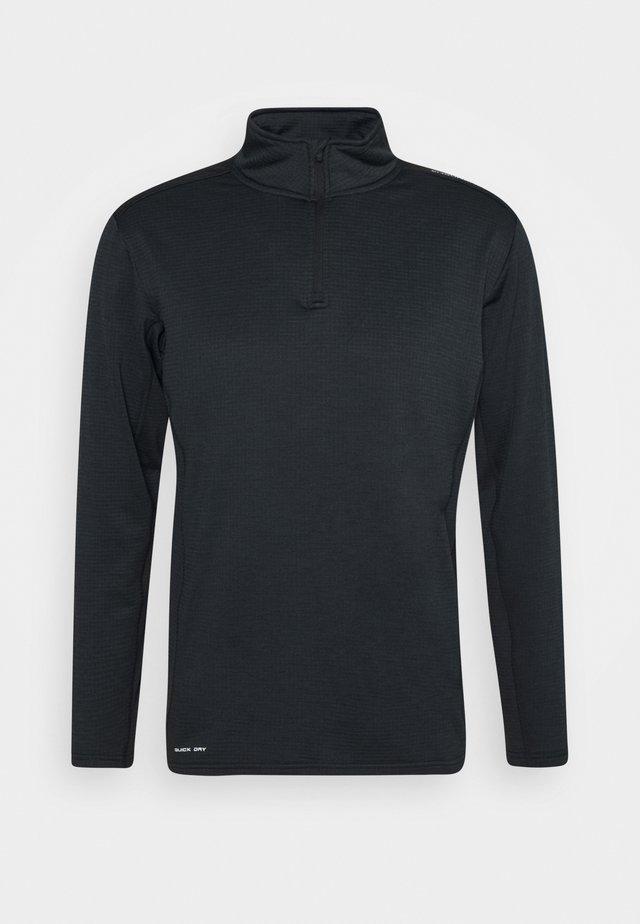 BERNEO MIDLAY - T-shirt à manches longues - black