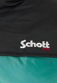 Schott - UTAH2 UNISEX - Winter jacket - lagoon - 2