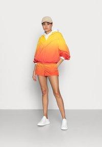 Calvin Klein Jeans - WINDBREAKER - Bomber Jacket - yellow - 1