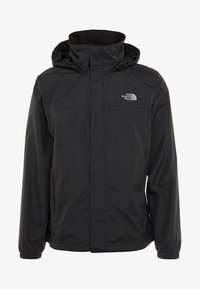 The North Face - RESOLVE JACKET - Hardshelljacka - black - 4