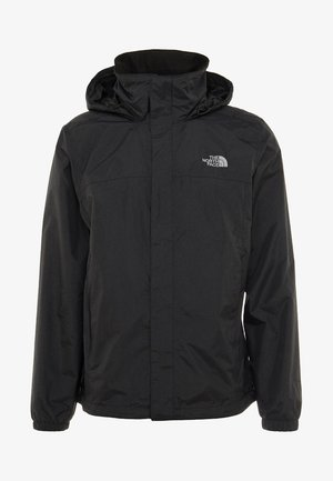 RESOLVE JACKET - Hardshellová bunda - black