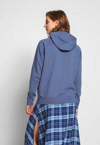 Nike Sportswear - HOODIE - Sweat à capuche - diffused blue/white - 2