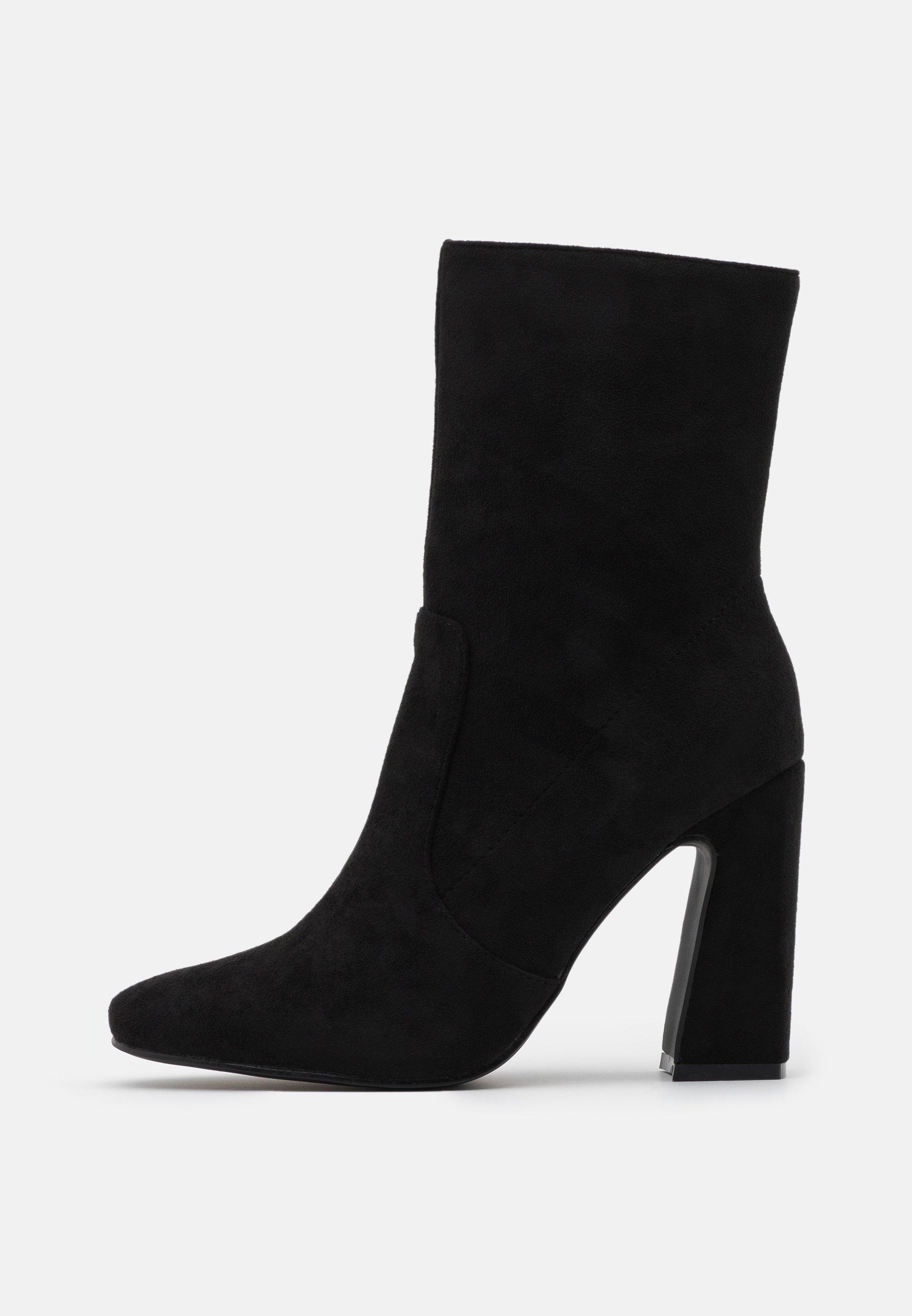 Raid Naressa - High Heel Stiefelette Grey/grau