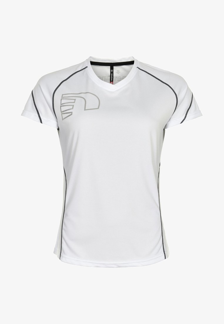 Newline - CORE COOLSKIN TEE - Sports shirt - white