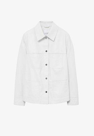 Summer jacket - blanc