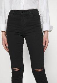 Dorothy Perkins - ALEX - Jeans Skinny Fit - black - 4