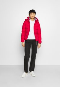 Tommy Hilfiger - GLOBAL STRIPE - Doudoune - primary red - 1
