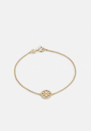MILLER PAVE CHAIN BRACELET - Armband - gold-coloured/crystal