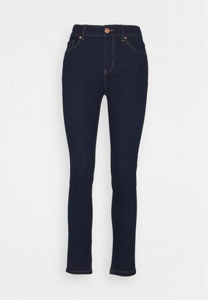 SLIM - Jeansy Slim Fit - dark blue
