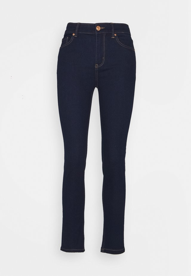 LILY SLIM - Slim fit jeans - dark blue