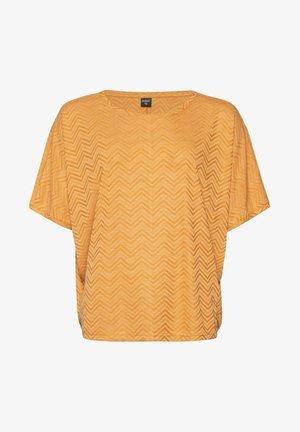 Print T-shirt - nuts