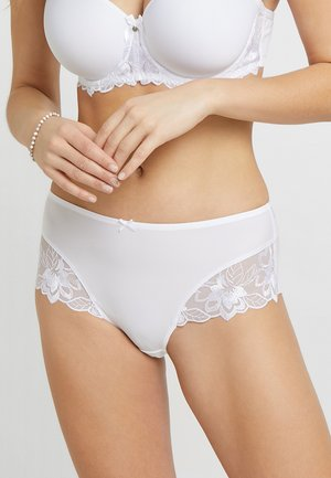 LEONA FULL BRIEF - Underbukse - white