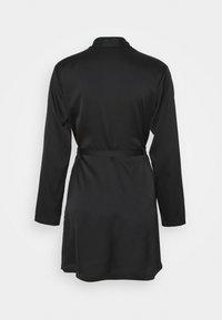 OW Intimates - AMBER KIMONO - Dressing gown - black - 1