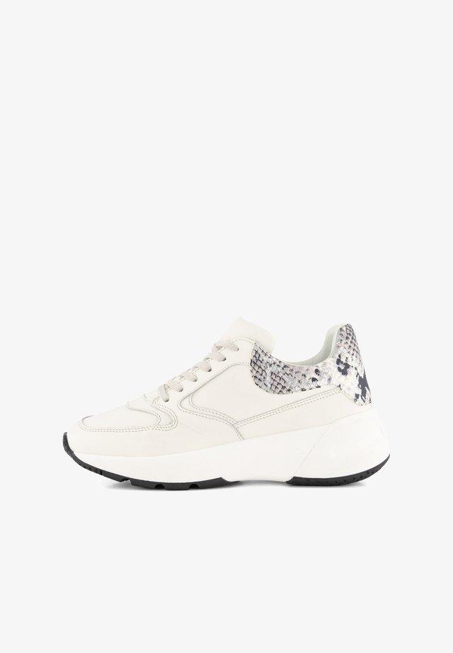 J.FISCHER - Sneakers laag - white