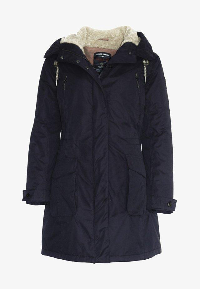 MAWOTA  - Winter coat - dark navy