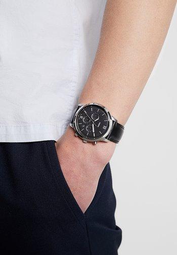 NEUTRA - Kronografklokke - schwarz