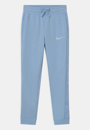 Tracksuit bottoms - psychic blue/white