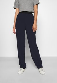 Lacoste - Trousers - navy blue - 0