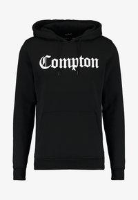 Mister Tee - COMPTON  - Hoodie - black - 4