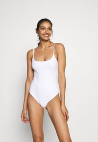 Free People - STRAPPY BASIQUE - Body - white - 1