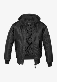 Brandit - HOODED  - Light jacket - black - 6