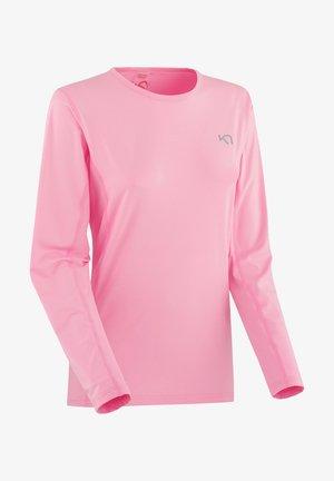 NORA - Maglietta a manica lunga - pink