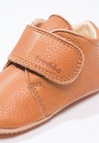 Froddo - NATUREE CLASSIC MEDIUM FIT - First shoes - hellbraun - 5