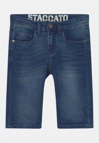 Staccato - BERMUDAS KID - Denim shorts - blue denim - 2