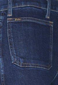Polo Ralph Lauren - RYNNE WASH - Flared Jeans - dark indigo - 2