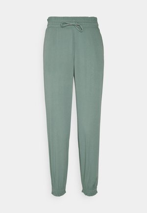 FLUID HAREMS PANTS - Trousers - mineral stone blue