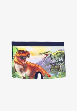 DINO WORLD - Swimming trunks - total eclipse