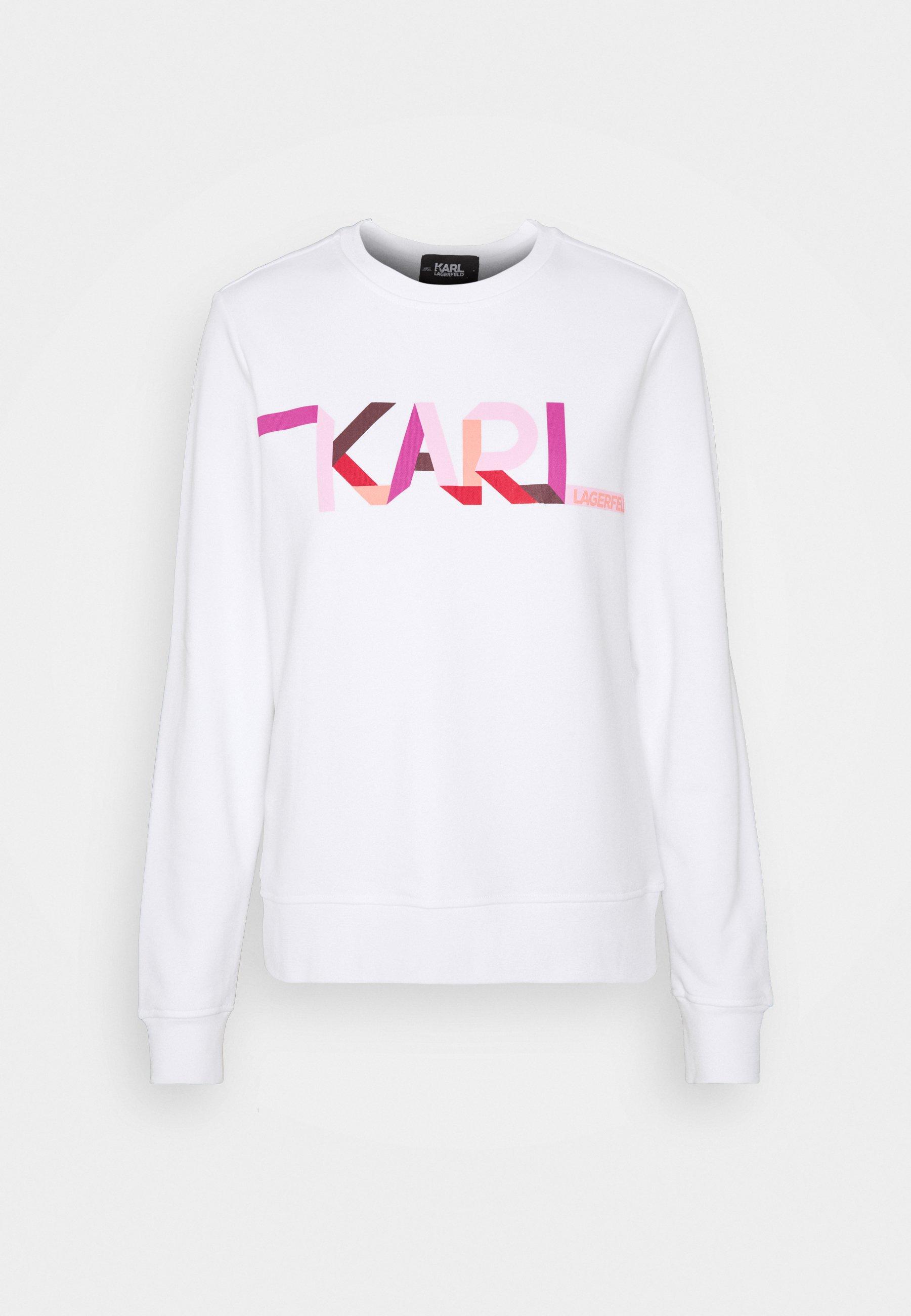 Women STRIPE LOGO - Sweatshirt