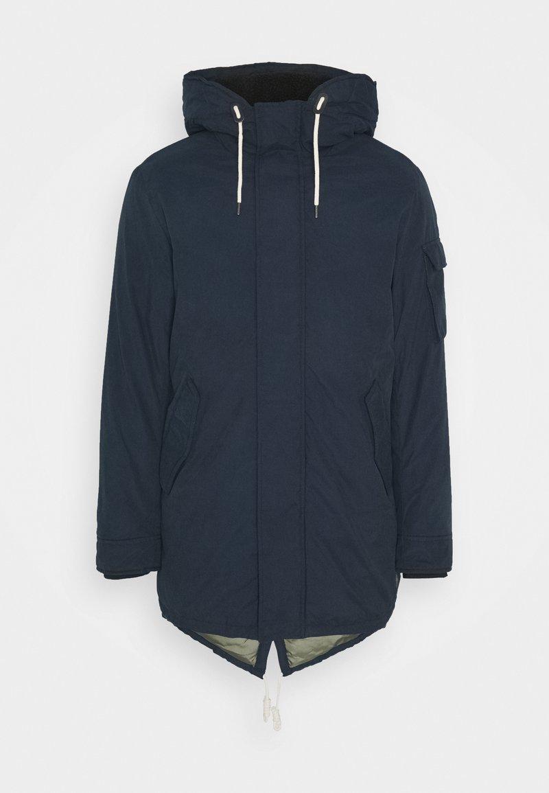 Jack & Jones - JJSURE JACKET - Winter coat - navy blazer