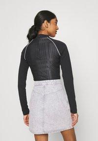 adidas Originals - BODY - Maglietta a manica lunga - black - 2