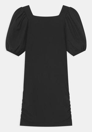 MANICHE BALOON - Jerseyjurk - black