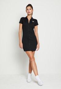 Puma - CLASSICS TIGHT DRESS - Day dress - black - 1