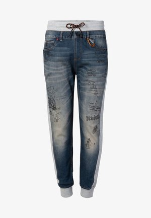 ARNOLD - Jeans Tapered Fit - blue