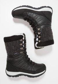 Hi-Tec - RIVA WP - Winter boots - black - 1
