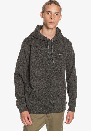 Hoodie - dark grey heather